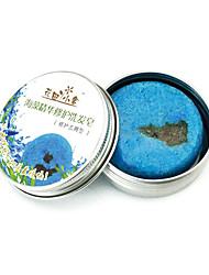 Meiyilan main Algues Shampooing Essential 55g de savon à l'huile