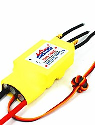 Mystery 2-7S Lipo 100A ESC 5V/5A UBEC Brushless Speed Controller ESC For RC Boat UBEC100A/S With Water Cooler