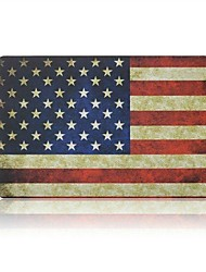 ENKAY The Stars and The Stripes Pattern Protective Polycarbonate Full Body Case for MacBook Air