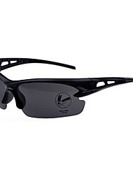 Coway7000070 New Hot Motocycle Cycling Riding Running Sports UV Protective Goggles Sunglasses(Assorted Color)