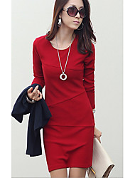 OL das mulheres veste Xinying lzDSD233-1499