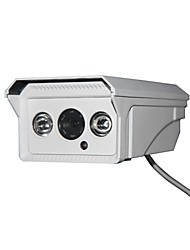 MHS ®Night Vision CCTV Security Camera with 1/3 Inch Sony CCD (80M IR Distance, 700TVL) 8MM