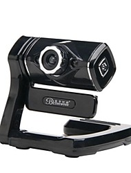 M2200 Black Webcam HD Computer Webcams for Laptops and Desktop Night Vision