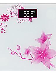 El diseño floral de Venta caliente escala de peso corporal