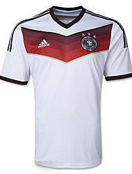 2014 World Cup World Cup Jerseys Germany Home Game White (Adizero)