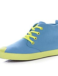 Canvas Women's Flat Heel Comfort Fashion Sneakers Shoes(More Colors)