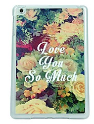 Flowers case for iPad mini 3, iPad mini 2, iPad mini