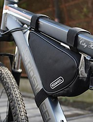 Roswheel Triangle Ciclism bicicletă fata Tube Frame Bag in aer liber Mountain Bike pungă de 1,5 L