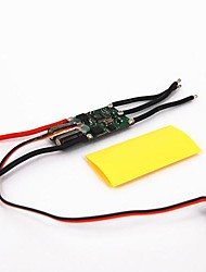 Mystery 2-3S Lipo 30A ESC 5V/2A BEC Brushless Speed Controller ESC For RC Boat BEC30A/S Without Water Cooler