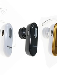AU976 Bluetooth V2.1 + EDR sem fio Headset-Gold/Black/White