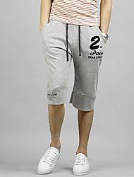 Cotton Uomo Casual INMUR pantaloni corti