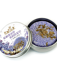 Meiyilan Handmade Lavender Shampoo Juniper esencial 55g Jabón Aceite
