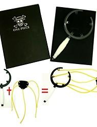 Pièce chapeau de paille pirate Usopp Slingshot Cosplay accessoire
