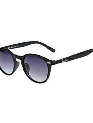 RADAR Circular Vintage Black Frame Sunglass-10