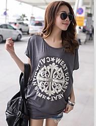 Frauen-T-Shirt drucken