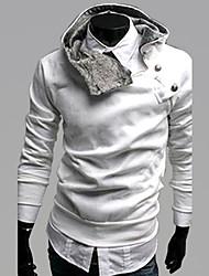 Design Slim Hoodie dos homens
