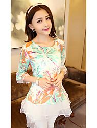 Chiffon Vestido das Xinying Mulheres zc428-8820
