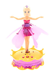 RC Magic Fairy Toy with LED Light and Music
