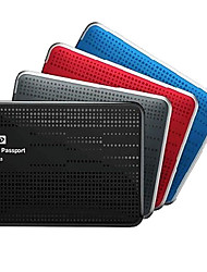 Western Digital My Passport Ultra USB3.0 2T 2.5-inch Ultrathin Portable External Hard Drive
