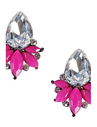 JANE STONE New Arrival Fashion Flowery Women Earring