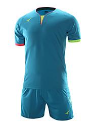 мужские футбол тренировочные костюмы (светло-голубой и Аргентина)