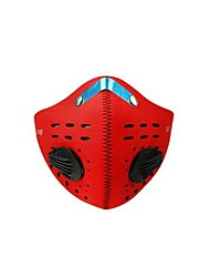 Cycling Diving Suit Fabric Black Blue Red Prevent Wind Breathable Keep Warm Mask