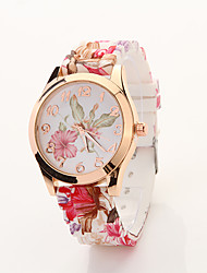 Cdong Vintage Flower Watch JY-4
