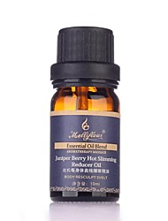10ML Juniper Berry Hot Slimming Redutor Oil