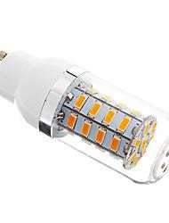 GU10 Ampoules Maïs LED 36 SMD 5730 300 lm Blanc Chaud Gradable AC 100-240 V