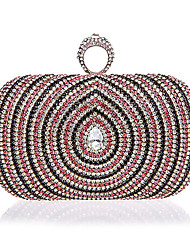 Women Wedding Evening Bag Pink / Gold / Red / Gray / Black