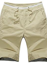 Men's Shorts , Casual/Sport Pure Cotton