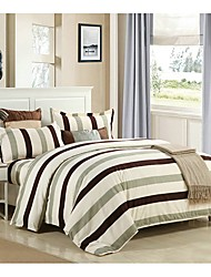 Dismier Aloe Vera Cotton 4Pcs Bedding Set Serie 2