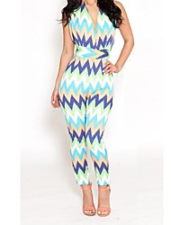 Women's New Design Sexy Bandeau Jumpsuit