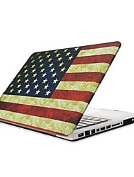 ENKAY The Stars and The Stripes Pattern Protective Polycarbonate Full Body Case for MacBook Pro