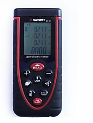 Mori Da télémètre laser SW-60 Mesure maximale Distance de 60 m Distance de mesure Précision de ± 2mm