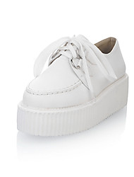 Donna Platform Creepers Fashion Sneakers Shoes (più colori)