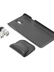 Samsung N9000 Cassa del telefono cellulare e 60 volte lente di ingrandimento nel set
