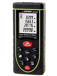 Mori Da télémètre laser SW-40 Mesure maximale Distance de 40 m Distance de mesure Précision de ± 2mm