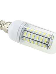 3w e14 led mille lumières t 48 smd 5730 250-300 lm cool blanc ac 220-240 v