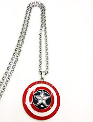 Captain America Shield collier cosplay film Accessoire2