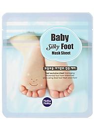 [Holika Holika] Baby Silky Foot Mask Sheet 5 Set