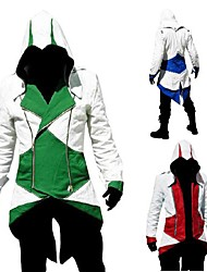 Video Game Assassinator Cosplay Hoodie