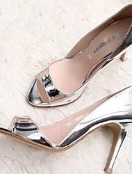Red-Goust Frauen Elagant Peep Toe Heels Schuhe
