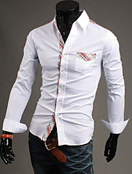 Men's Cotton Blend Casual Mark