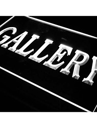 Gallery Shop Display Bar Decor Neon Light Sign