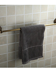 Antique Brass 22 Inch  Towel Bar