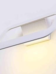 Luces de pared 1 luz, simple Artístico Acero inoxidable Recubrimiento MS-86317