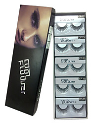 10 pairs coolflower false eyelashes cf-13