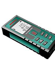 Le X50 Laser Range Finder pour mesurer la distance d'environ 0,05 à 60 m Précision de mesure de ± 1,5 mm