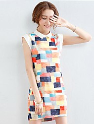 Women's Dresses , Chiffon Casual The One & Only